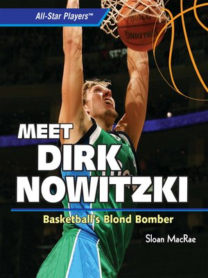 cover image of Meet Dirk Nowitzki