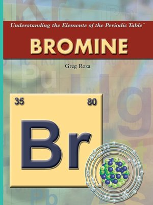 cover image of Bromine