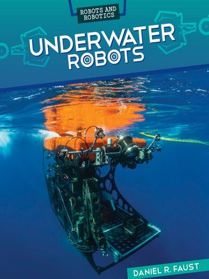 cover image of Underwater Robots