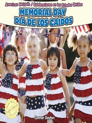 cover image of Memorial Day / Día de los Caídos