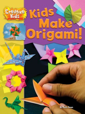 cover image of Kids Make Origami!