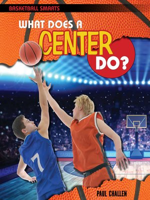 cover image of What Does a Center Do?