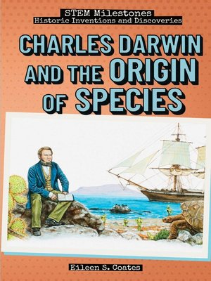 cover image of Charles Darwin and the Origin of Species