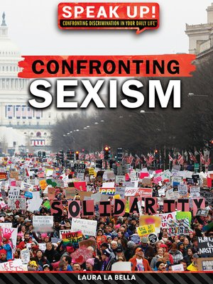cover image of Confronting Sexism
