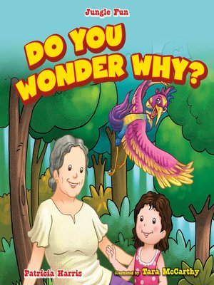 cover image of Do You Wonder Why?