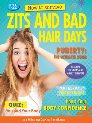 cover image of How to Survive Zits and Bad Hair Days