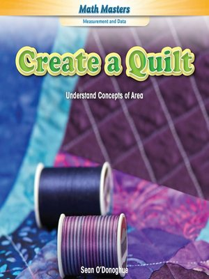 cover image of Create a Quilt