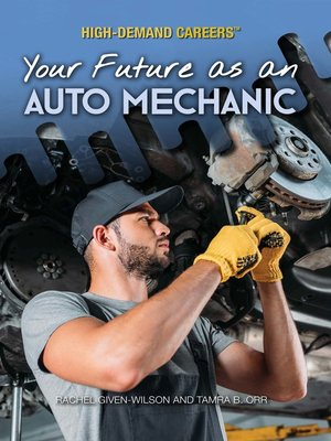 cover image of Your Future as an Auto Mechanic
