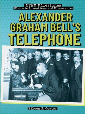 cover image of Alexander Graham Bell's Telephone