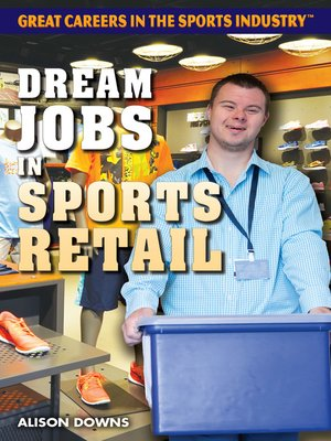 cover image of Dream Jobs in Sports Retail