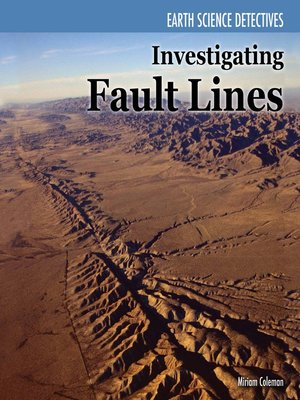 cover image of Investigating Fault Lines