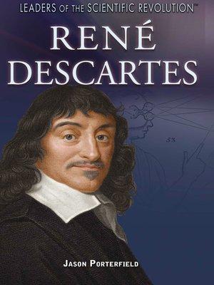 cover image of René Descartes