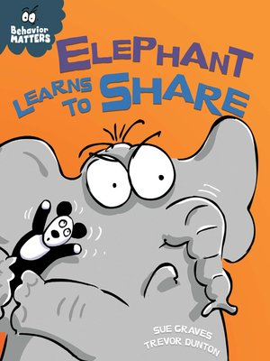 cover image of Elephant Learns to Share
