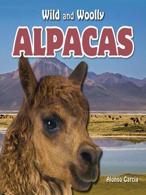 cover image of Alpacas