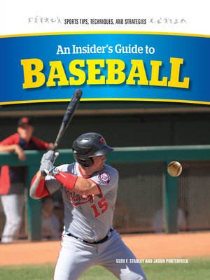 cover image of An Insider's Guide to Baseball
