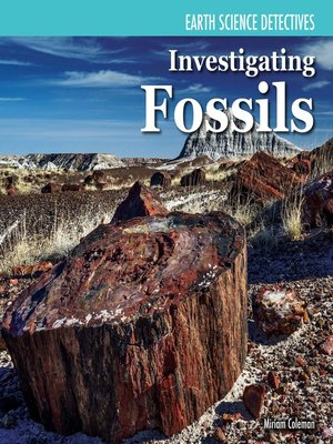 cover image of Investigating Fossils
