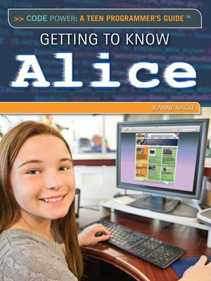 cover image of Getting to Know Alice