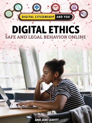 cover image of Digital Ethics
