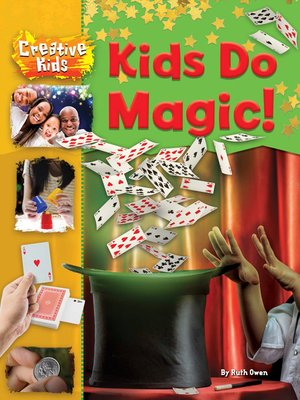 cover image of Kids Do Magic!
