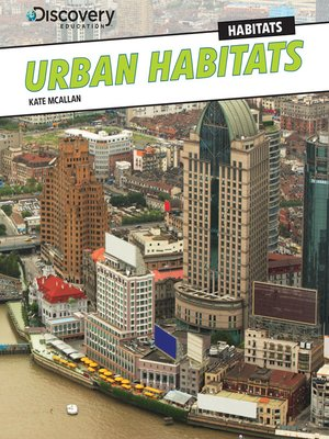 cover image of Urban Habitats