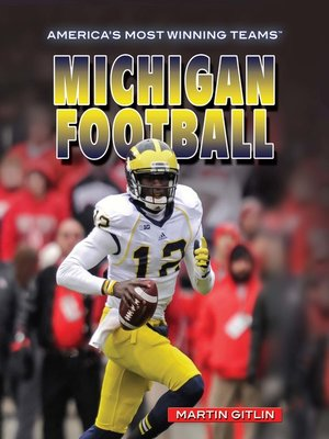 cover image of Michigan Football