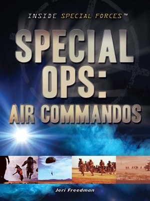 cover image of Special Ops: Air Commandos