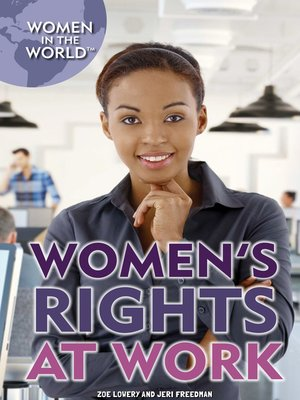 cover image of Women's Rights at Work