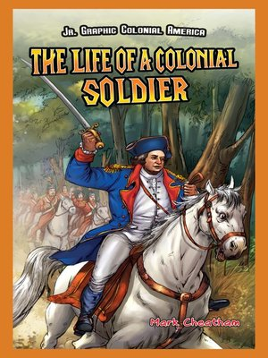 cover image of The Life of a Colonial Soldier