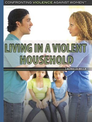 cover image of Living in a Violent Household
