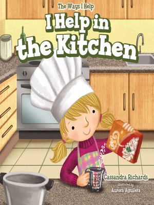 cover image of I Help in the Kitchen