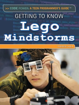 cover image of Getting to Know Lego Mindstorms