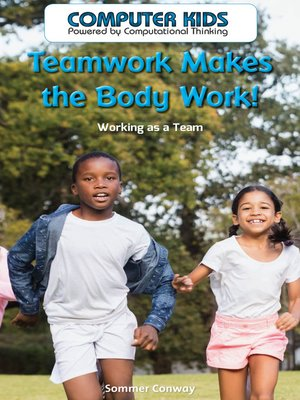 cover image of Teamwork Makes the Body Work!
