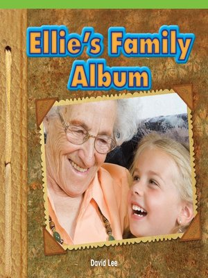 cover image of Ellie's Family Album