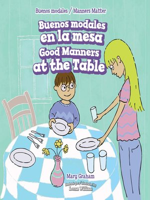 cover image of Buenos modales en la mesa / Good Manners at the Table