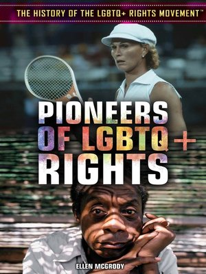 cover image of Pioneers of LGBTQ+ Rights