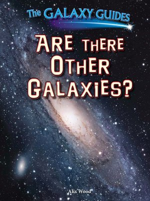 cover image of Are There Other Galaxies?