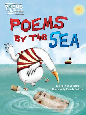 cover image of Poems by the Sea