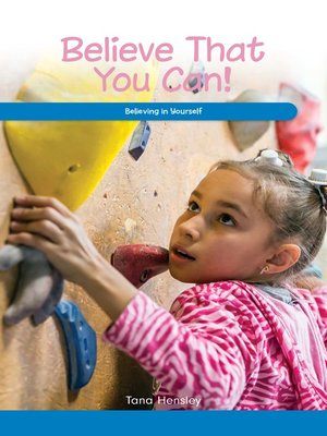 cover image of Believe That You Can!