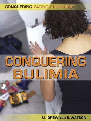 cover image of Conquering Bulimia