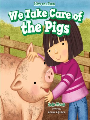 cover image of We Take Care of the Pigs