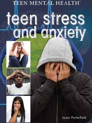 cover image of Teen Stress and Anxiety