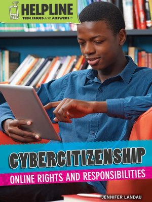 cover image of Cybercitizenship