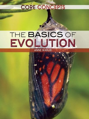 cover image of The Basics of Evolution