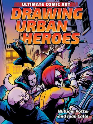 cover image of Drawing Urban Heroes