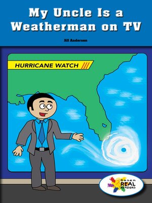 cover image of My Uncle Is a Weatherman on TV