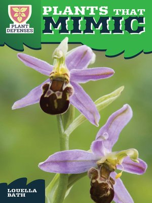 cover image of Plants That Mimic