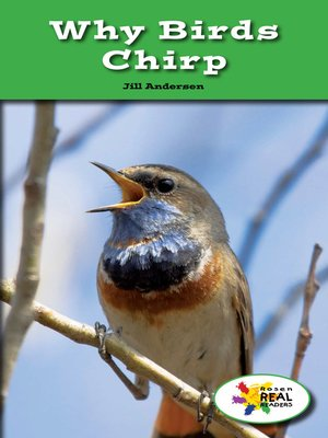 cover image of Why Birds Chirp