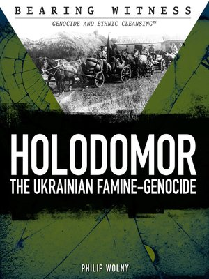 cover image of Holodomor