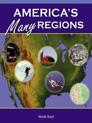 cover image of America's Many Regions