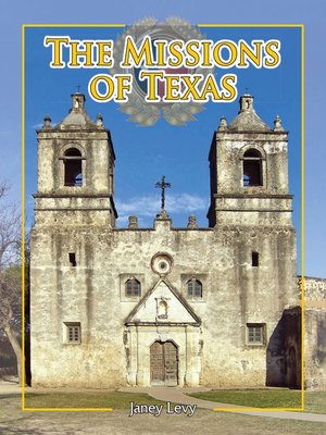 cover image of The Missions of Texas